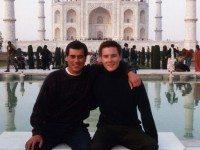Shane and Ryan India